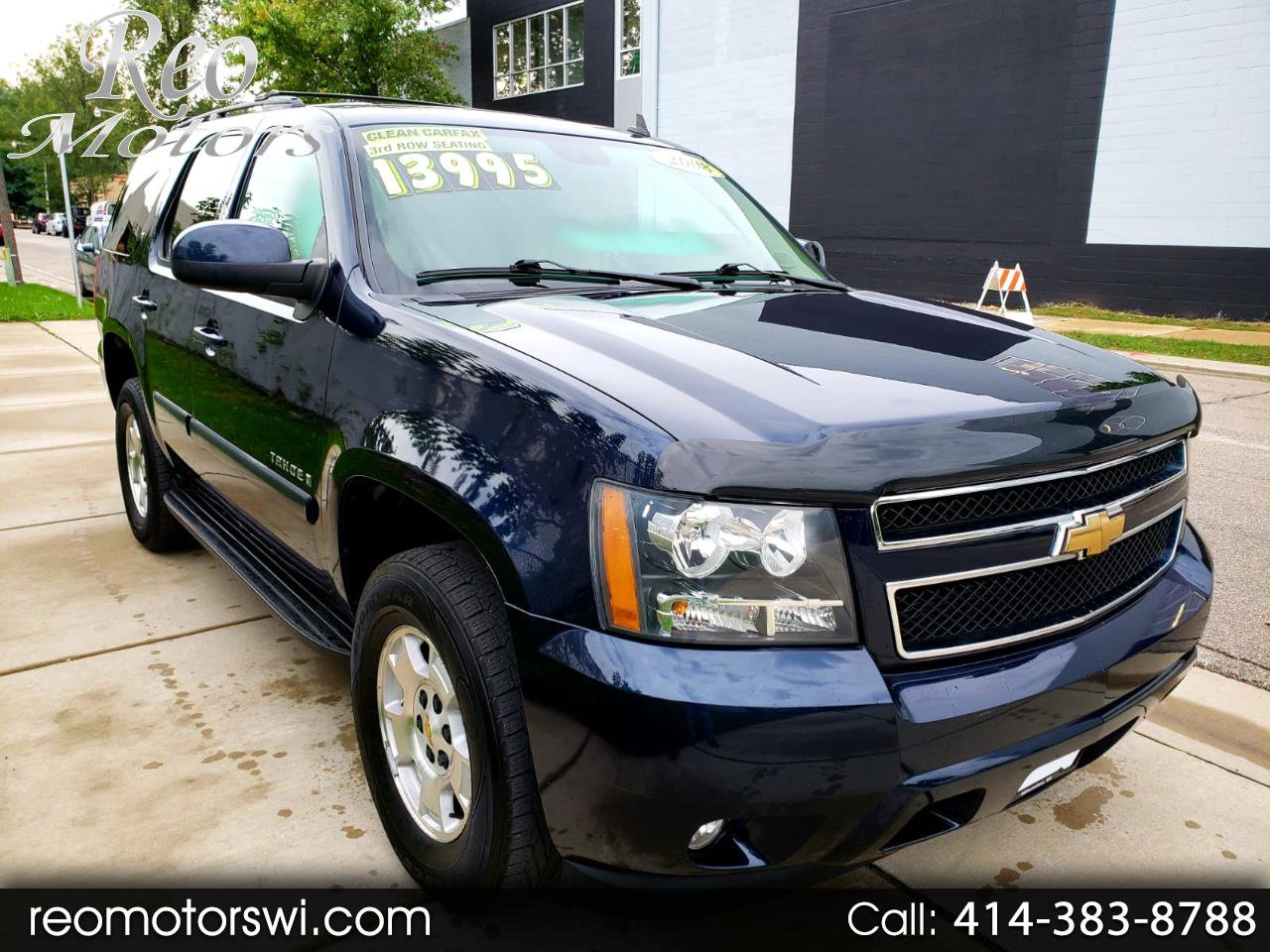2008 Chevrolet Tahoe 4WD image