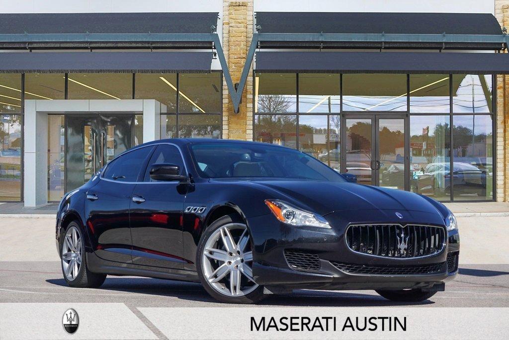 2014 Maserati Quattroporte S Q4 image