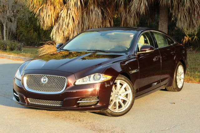 2013 Jaguar XJ  image