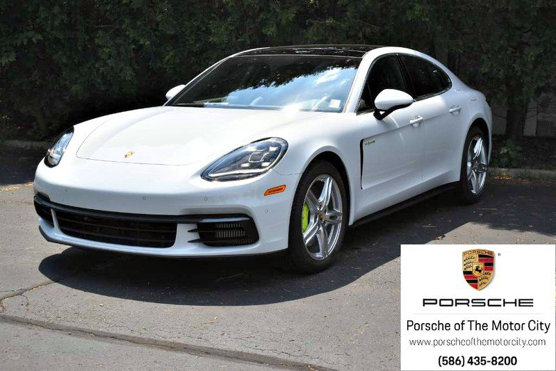 2019 Porsche Panamera E-Hybrid image
