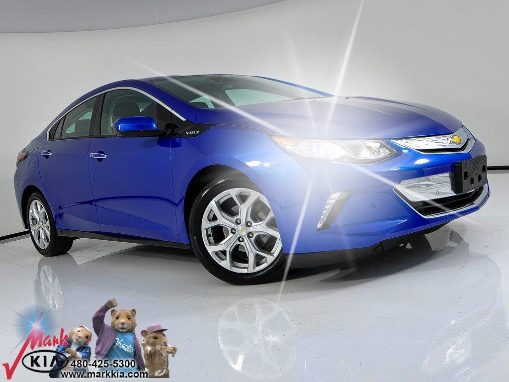 2017 Chevrolet Volt Premier image