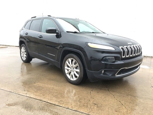 2016 Jeep Cherokee FWD Limited image