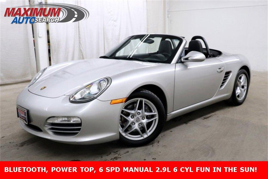 2009 Porsche Boxster  image