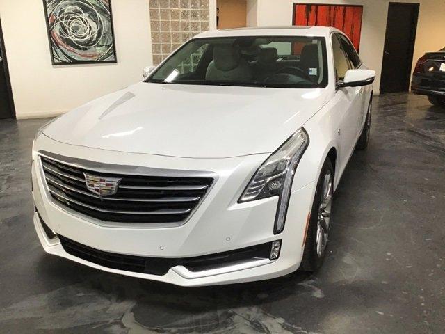 2017 Cadillac CT6 3.0T Premium Luxury AWD image