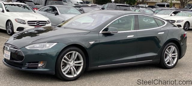 2013 Tesla Model S Signature image