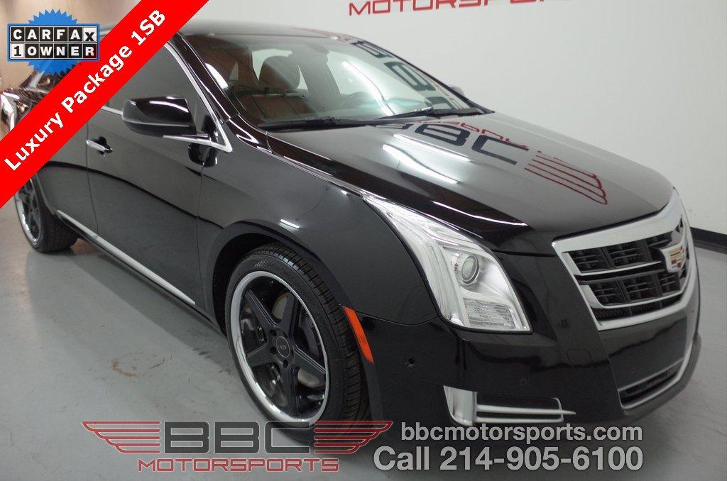 2017 Cadillac XTS Luxury image