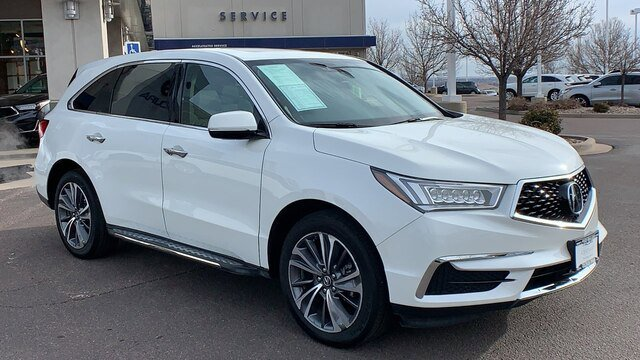 2019 Acura MDX SH-AWD w/ Technology Package image