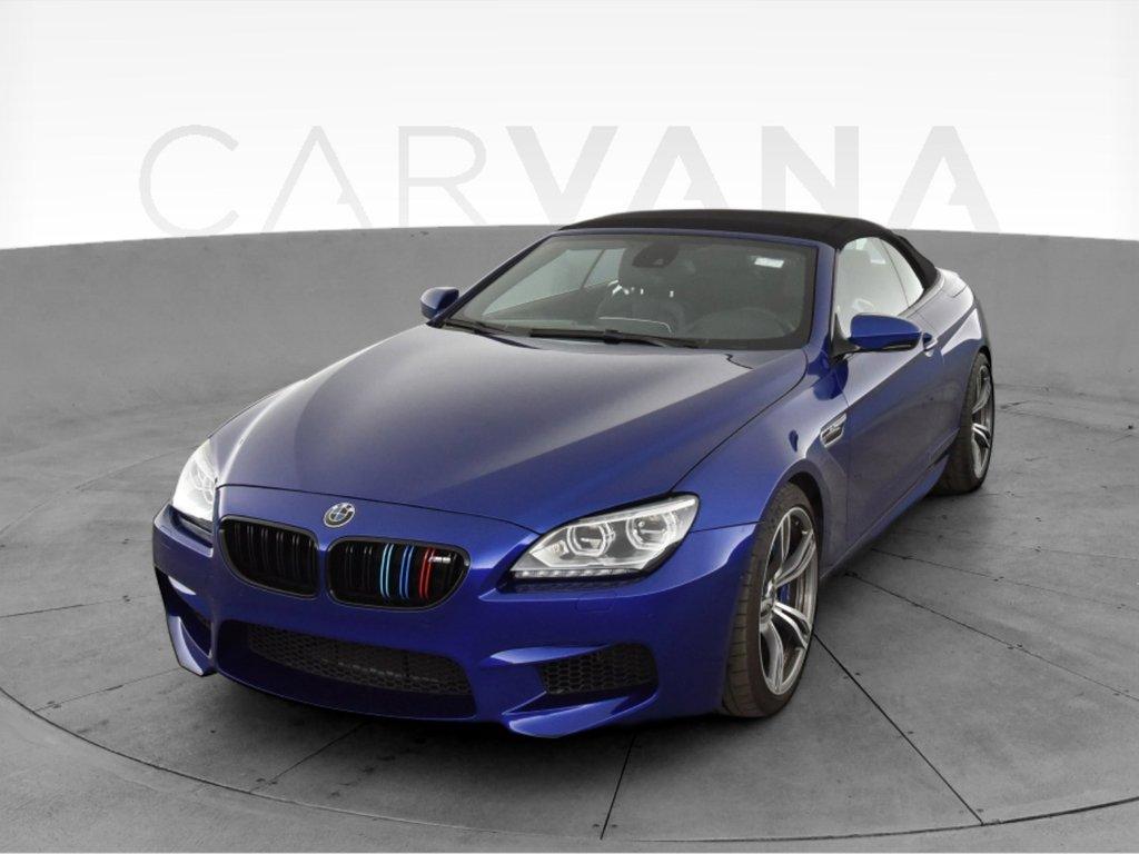 2012 BMW M6 Convertible image