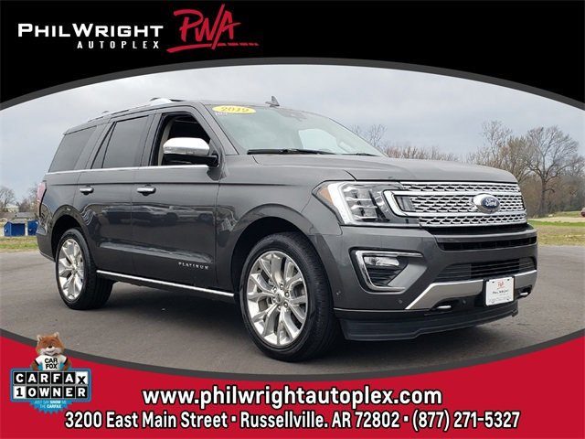 2019 Ford Expedition 4WD Platinum image