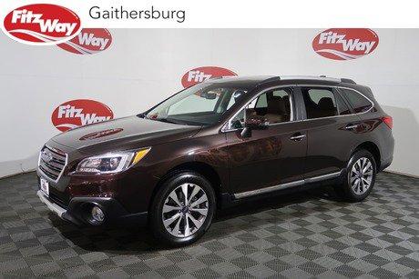 2017 Subaru Outback 3.6R Touring image