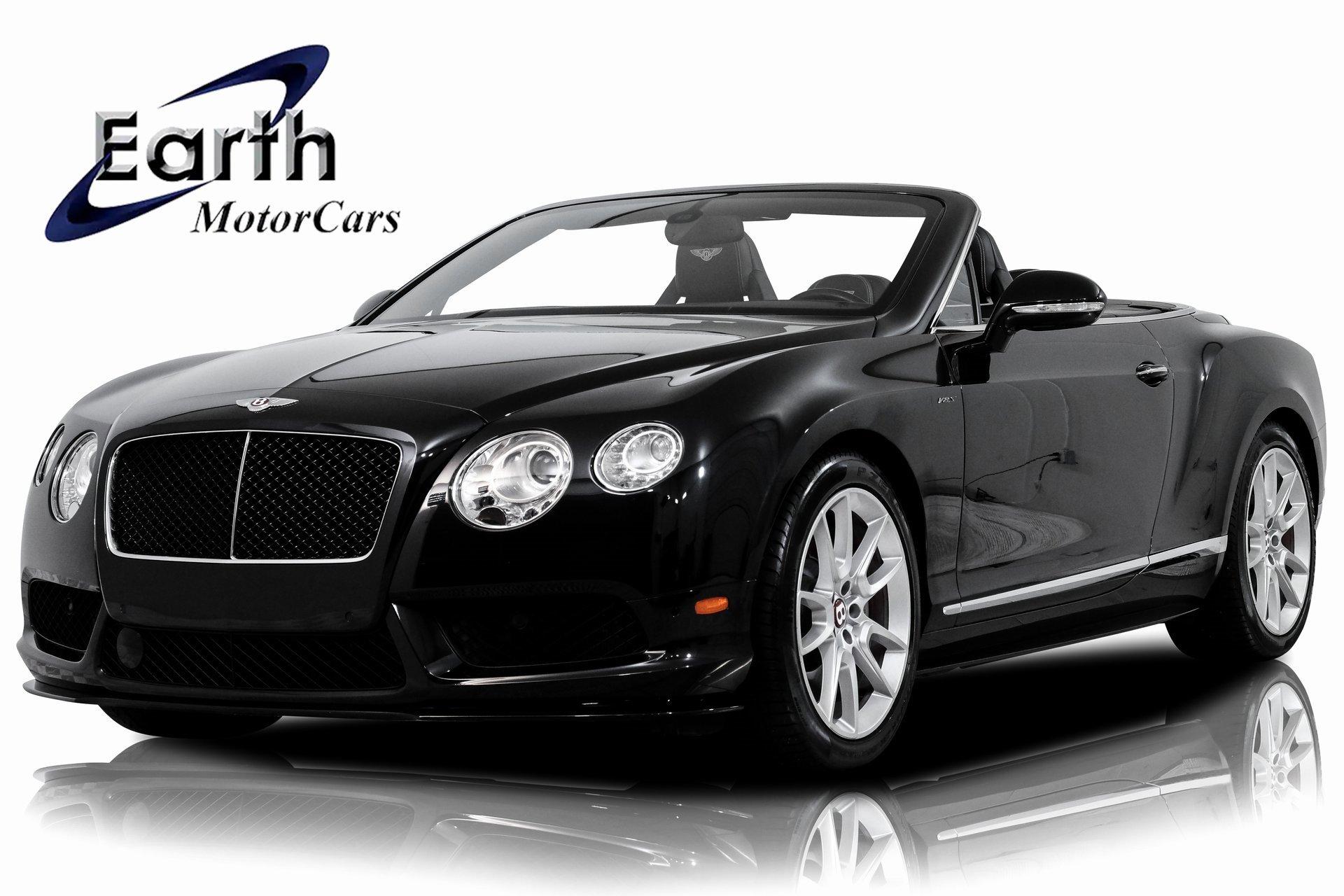 2014 Bentley Continental GT V8 S Convertible image