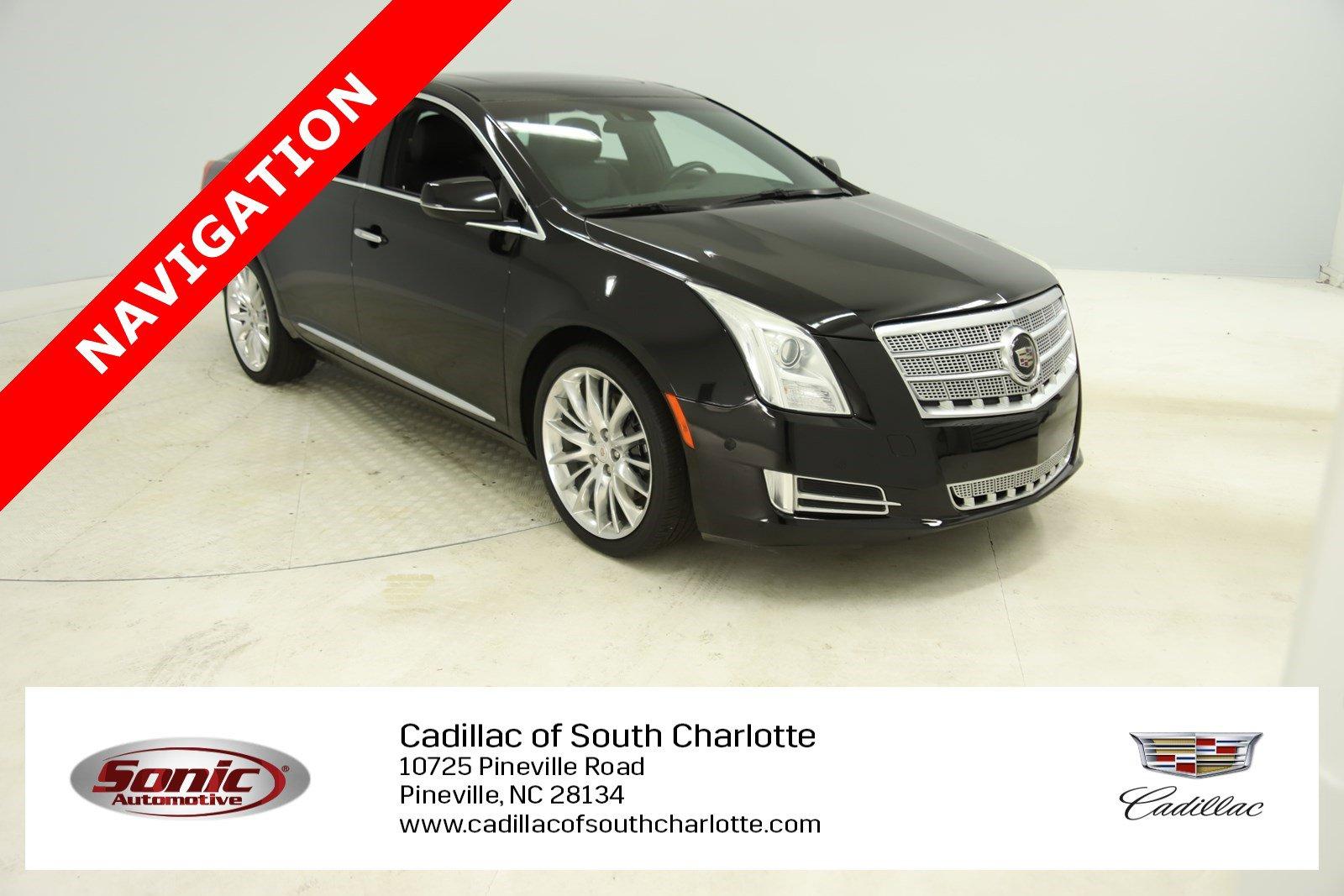 2015 Cadillac XTS Platinum image