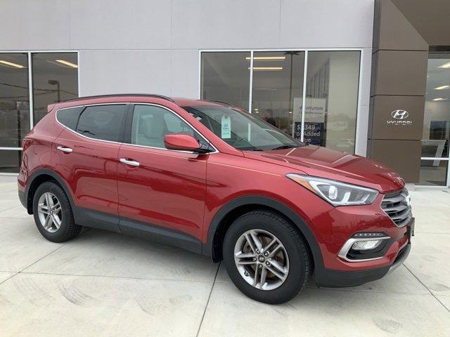 2017 Hyundai Santa Fe AWD Sport image