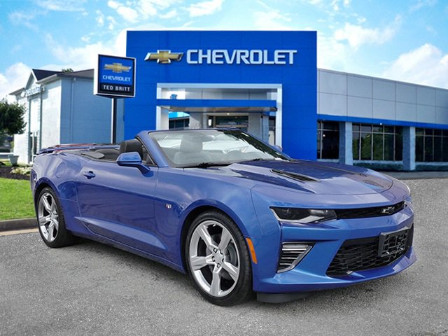 2017 Chevrolet Camaro SS Convertible w/ 2SS image
