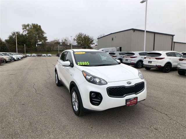 2019 Kia Sportage AWD LX image