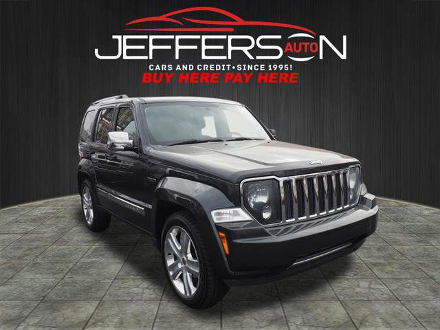 2011 Jeep Liberty 4WD Sport image