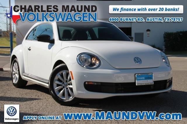 2016 Volkswagen Beetle 1.8T S image