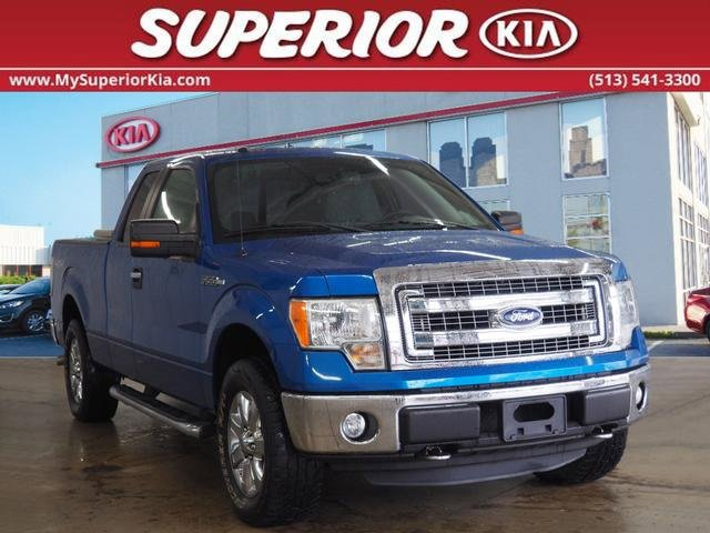 2013 Ford F150 XLT image
