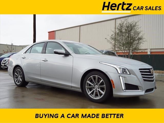 2019 Cadillac CTS Luxury Sedan image