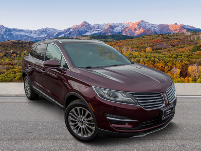 2017 Lincoln MKC AWD Reserve image