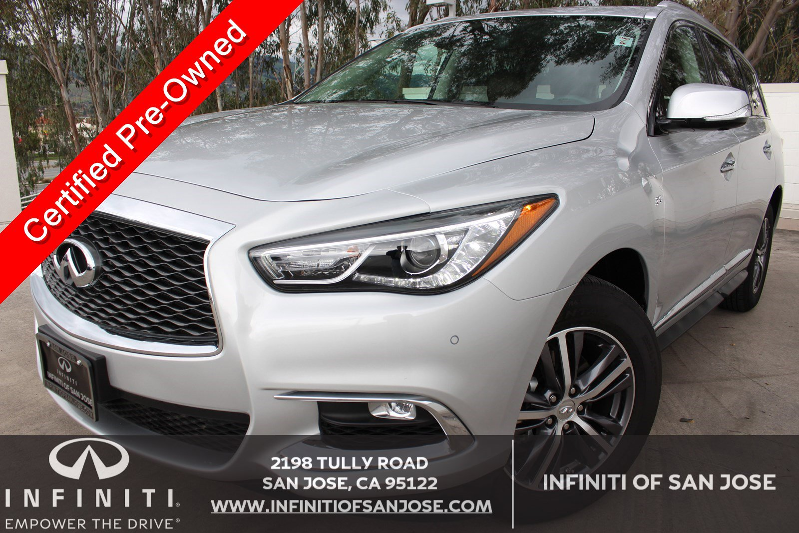 2019 INFINITI QX60 FWD w/ Essential Package image