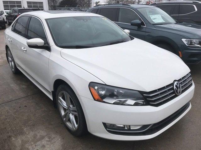 2014 Volkswagen Passat TDI SEL Premium image