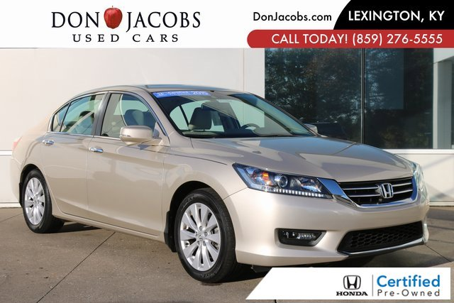 2015 Honda Accord EX-L Sedan image
