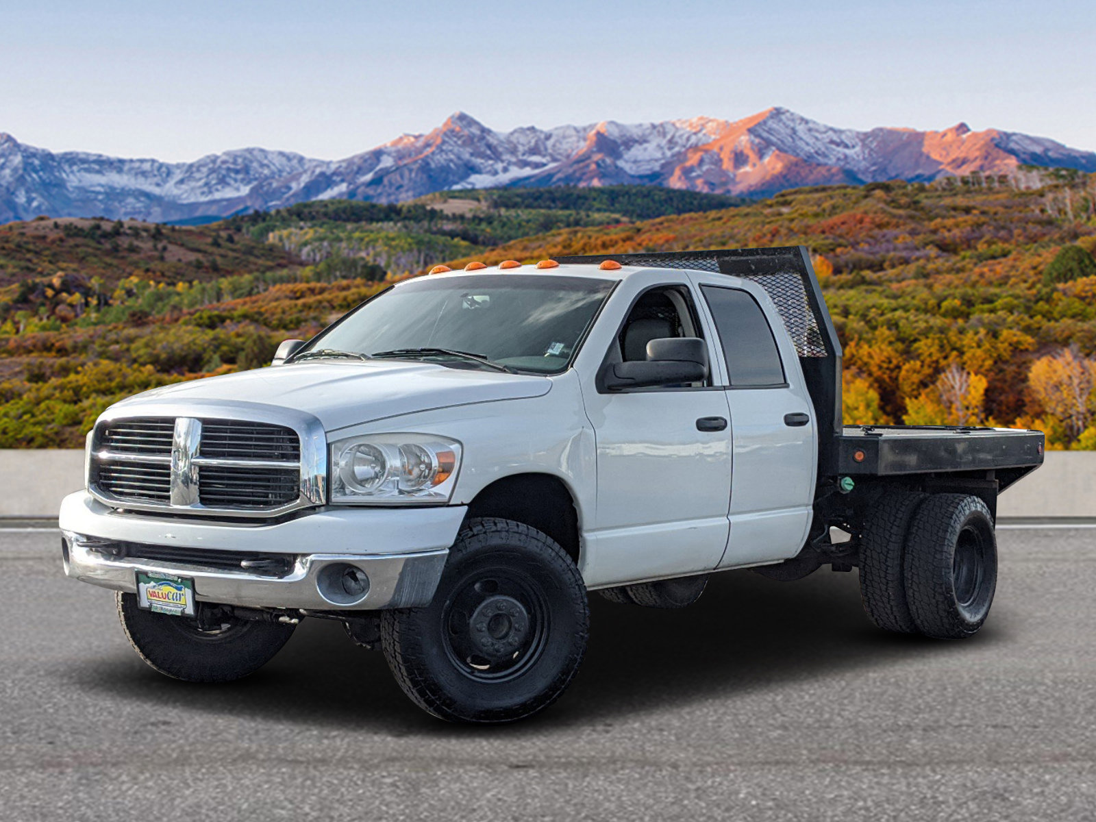 2008 Dodge Ram 3500 Truck SLT image