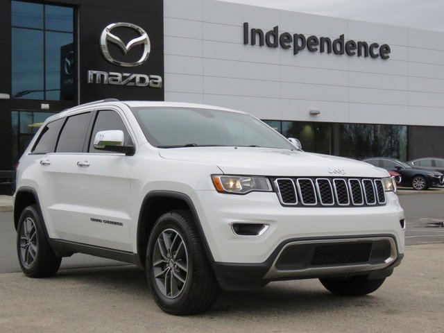 2017 Jeep Grand Cherokee Limited image