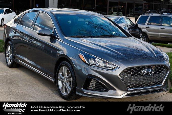 2018 Hyundai Sonata Sport image