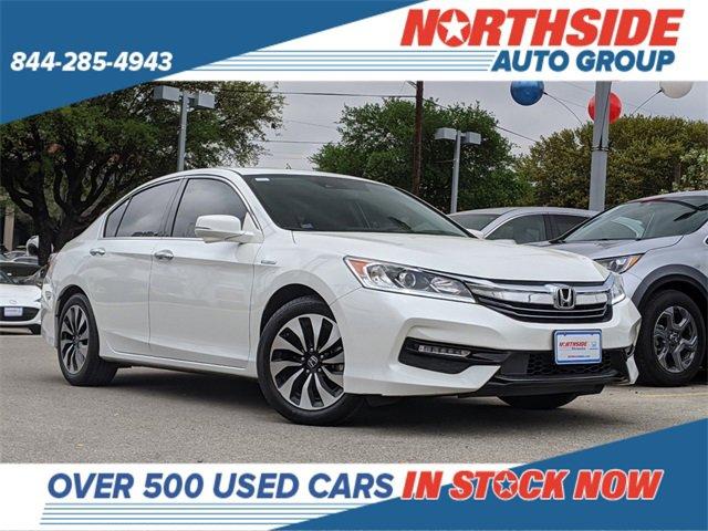 2017 Honda Accord EX-L Hybrid Sedan image