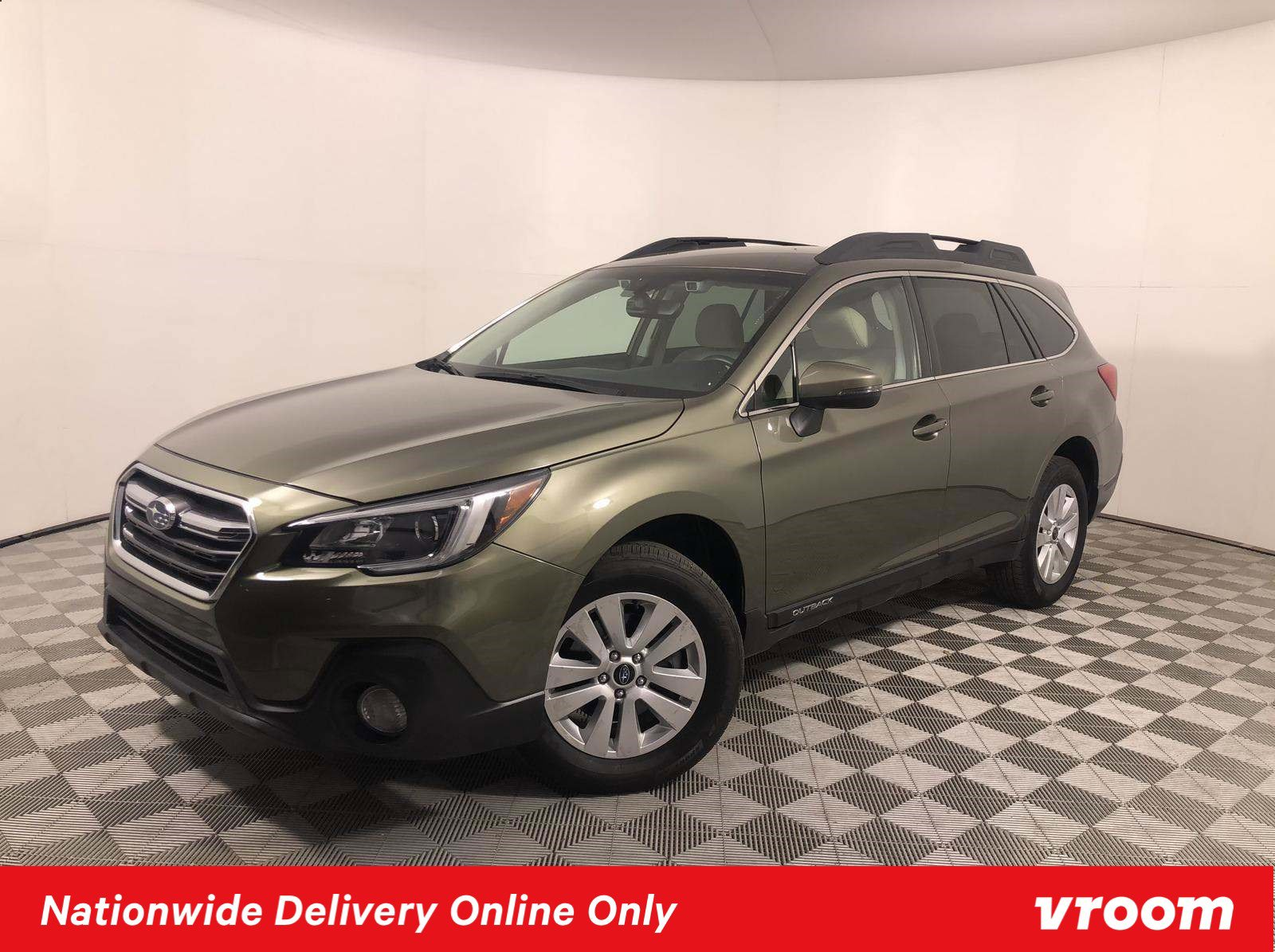2018 Subaru Outback Premium image