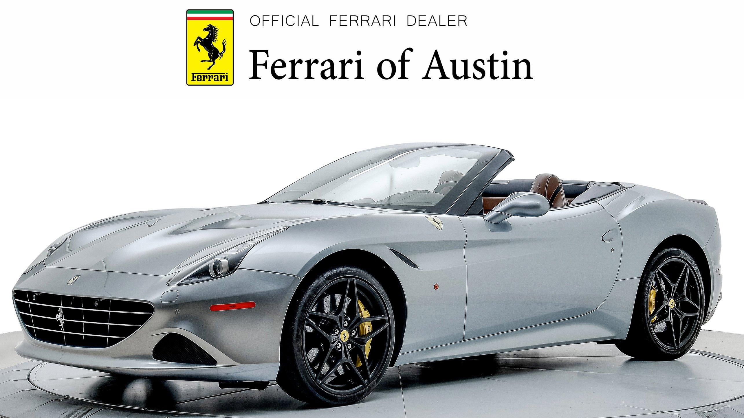 2016 Ferrari California T image