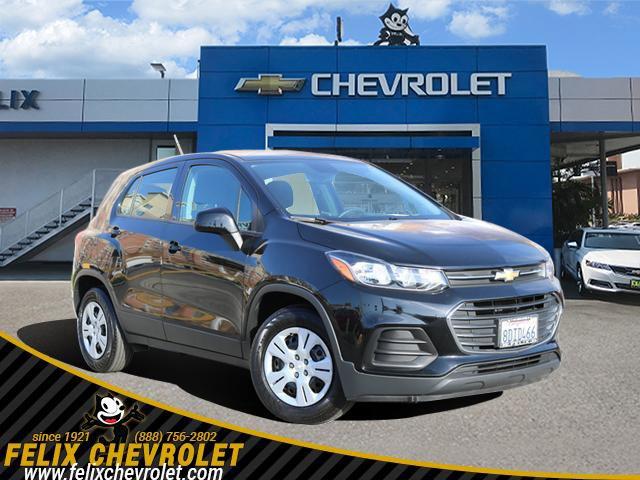 2018 Chevrolet Trax FWD LS image