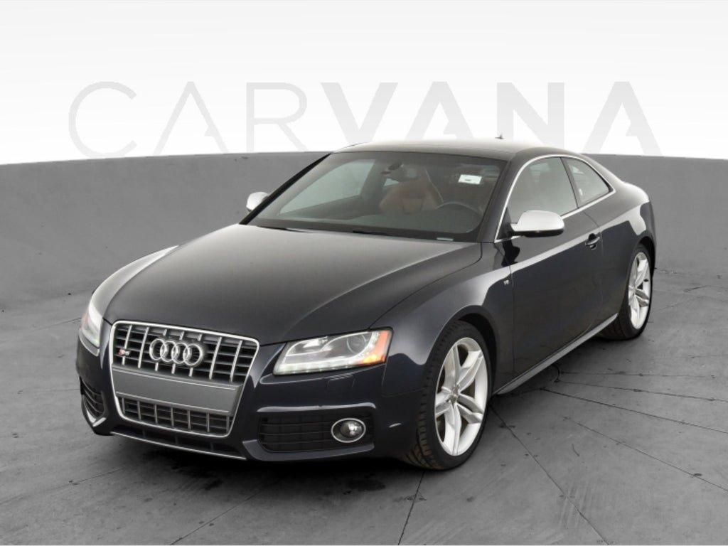 2012 Audi S5 4.2 Premium Plus Coupe image