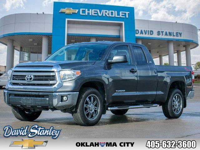 2014 Toyota Tundra 2WD Double Cab SR5 image