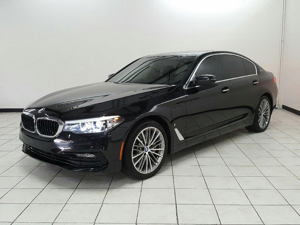 2018 BMW 530e  image