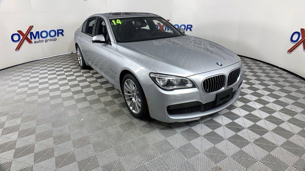 2014 BMW 750i xDrive  image