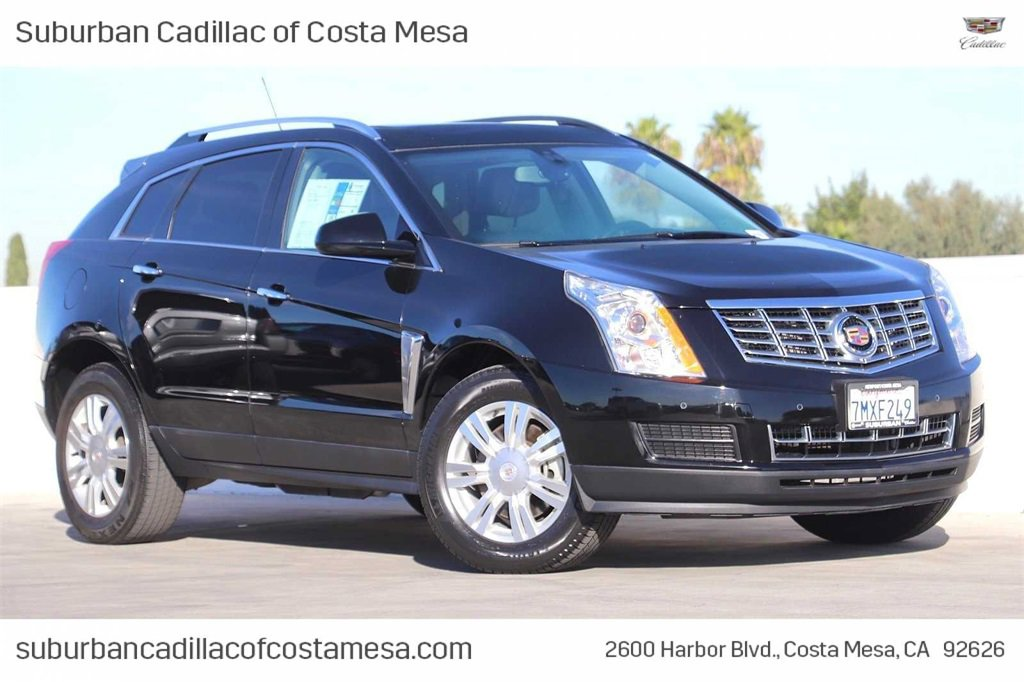 2016 Cadillac SRX Luxury image