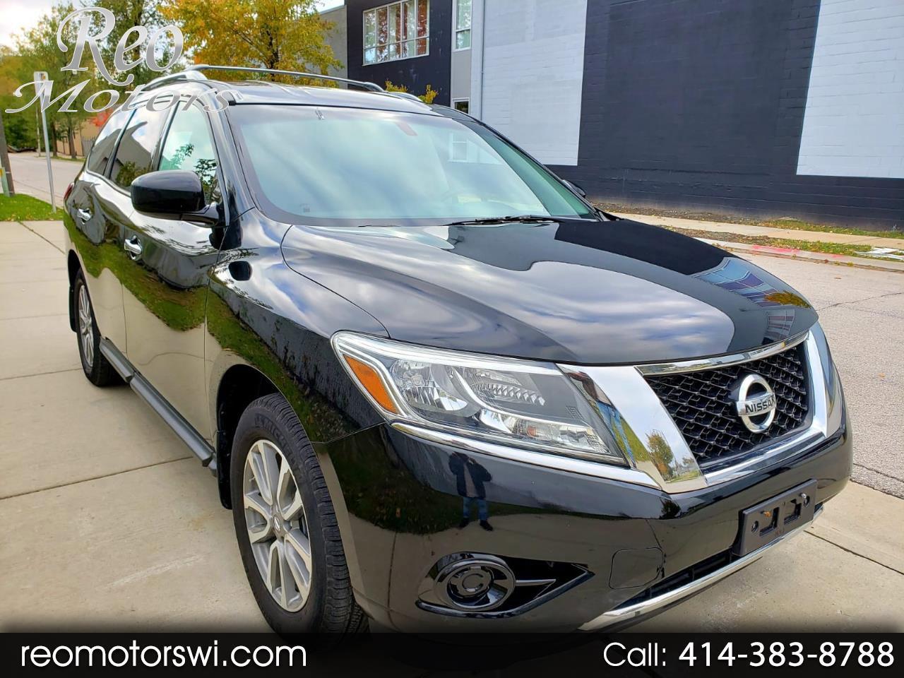2013 Nissan Pathfinder 4WD SV image