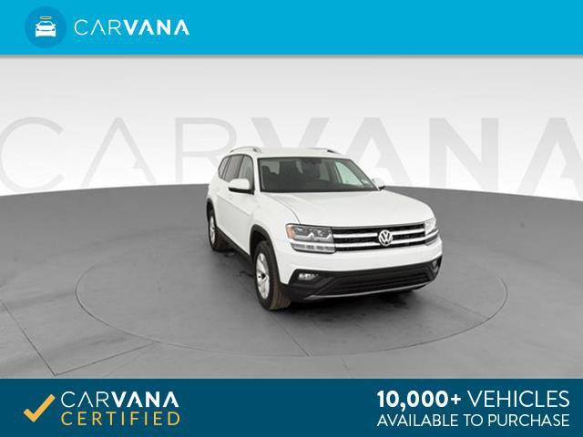 2019 Volkswagen Atlas FWD SE V6 image