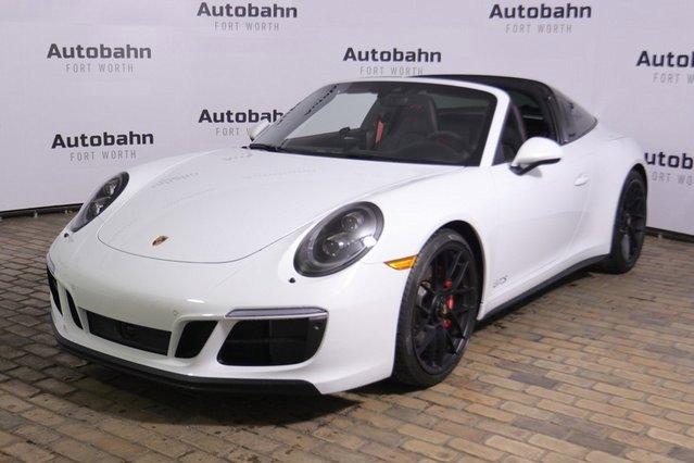 2018 Porsche 911 Targa 4 GTS image