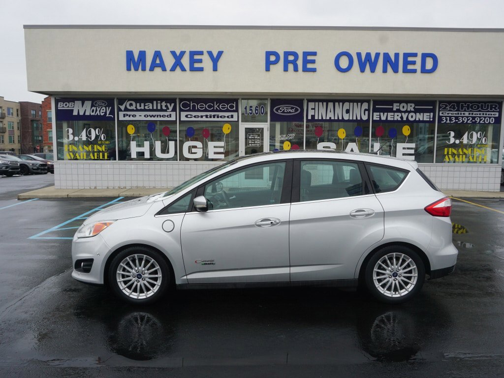 2014 Ford C-MAX SEL image
