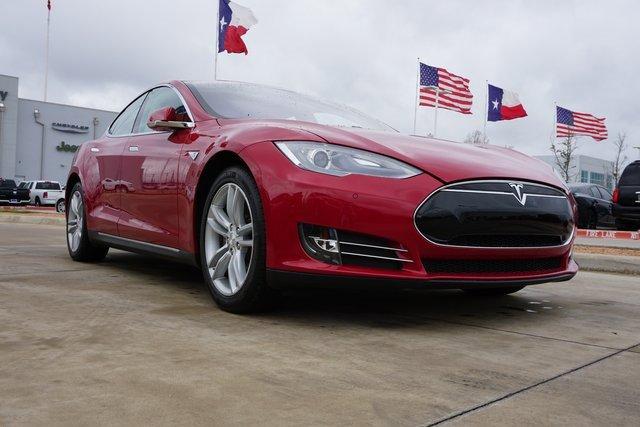 2014 Tesla Model S  image