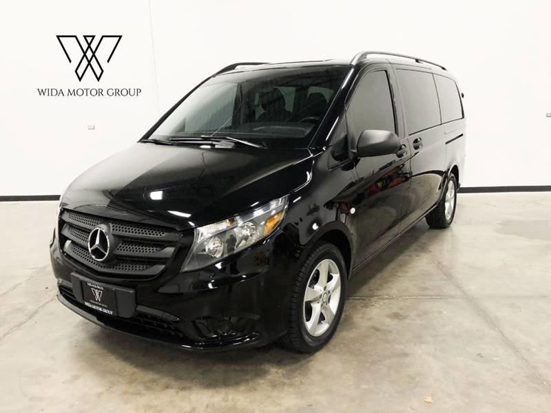 Mercedes-Benz Metris Under 500 Dollars Down