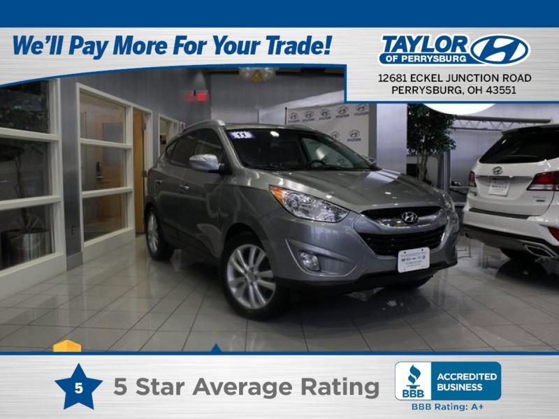 2011 Hyundai Tucson Limited image