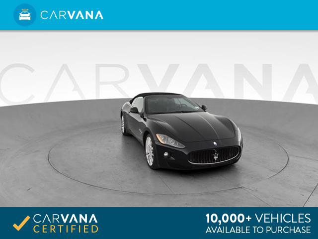 2010 Maserati GranTurismo Convertible image