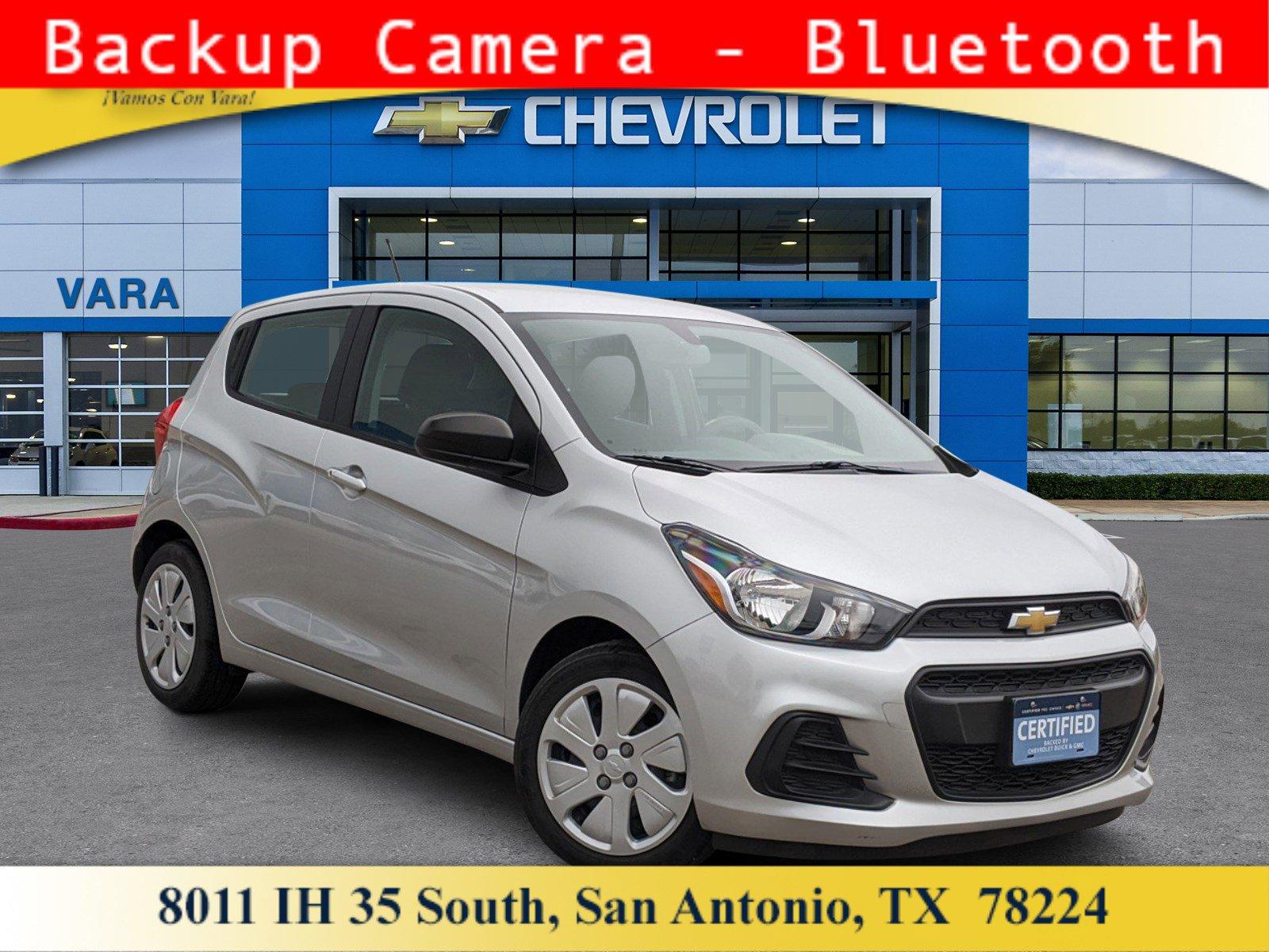 2017 Chevrolet Spark LS image