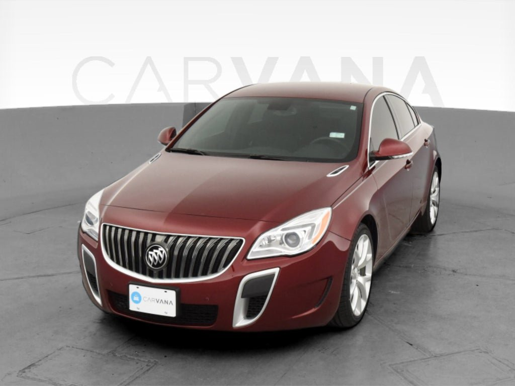 2016 Buick Regal GS image