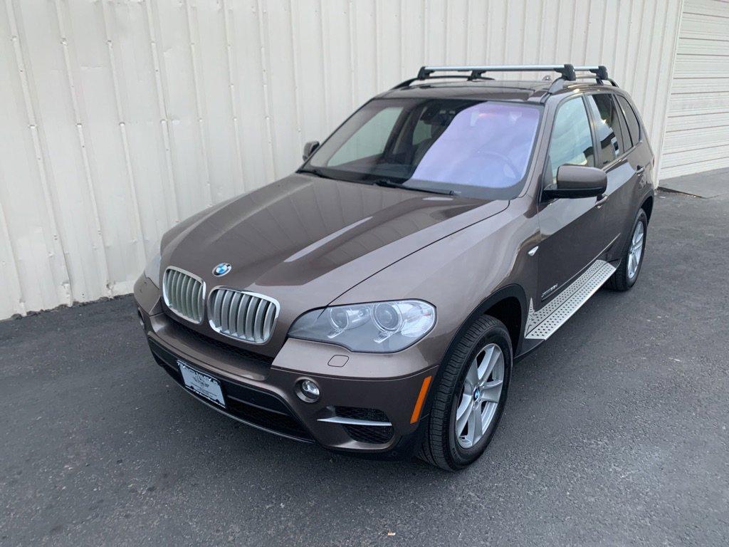 2012 BMW X5 xDrive35d image